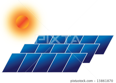 Solar power 13861870