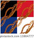 jewelry, gold, chain 13864777