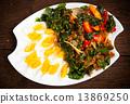 จาน,จานอาหาร,ทอด 13869250
