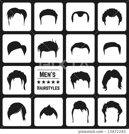 Mens haircuts 13872283