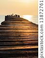 ไม้,เนื้อไม้,พระอาทิตย์ขึ้น 13872761