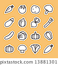 蔬菜图标 13881301