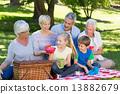 picnic, family, happy 13882679