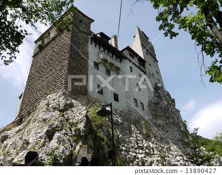 Dracula Castle, Romania. 13890427