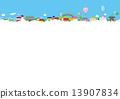 街道 市容 城市景觀 13907834