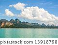 แถว,ภูเขา,ทะเลสาบ 13918798