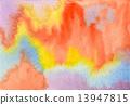 watercolors, watercolour, pigment 13947815