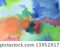 watercolors, watercolor, paint 13952017