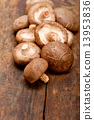 shiitake mushrooms 13953836