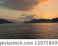 長崎港 海 大海 13975849