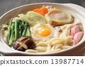 食物 食品 锅炒乌冬 13987714