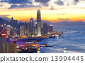 hongkong night 13994445