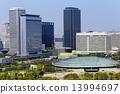 osaka city 13994697