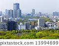 osaka city 13994699