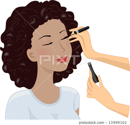 Girl Mascara 13999102