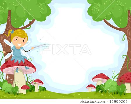 Stickman Fairy 13999202