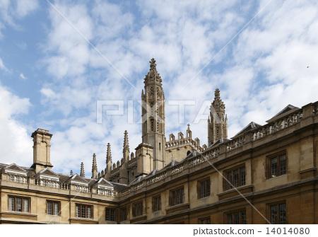 英國劍橋劍橋大學建築圖像 14014080
