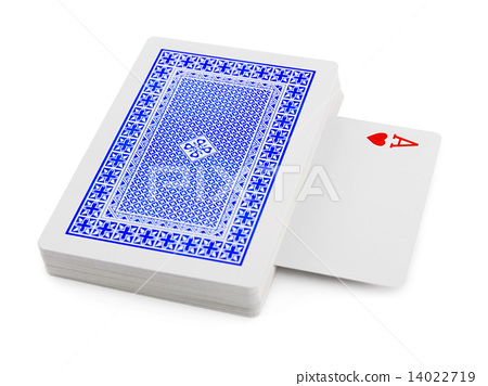 Deck of playing cards 14022719