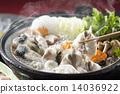 煮河豚 河豚 海鲜 14036922
