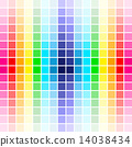 rainbow, palette, color 14038434