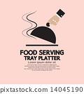 tray serving platter 14045190