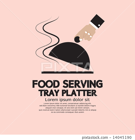 Food Serving Tray Platter 14045190