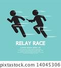 Relay Race. 14045306