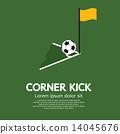 Corner Kick. 14045676