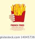 French Fries. 14045736