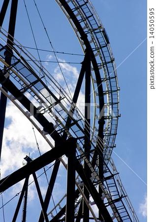 roller coaster 14050595