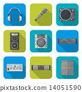 electronic, turntable, vinyl 14051590