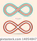 Infinity Symbols Set - Vector 14054847