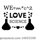 We love science 14055599