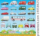 各種汽車 14058625