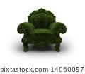chair designed as an herbal 14060057