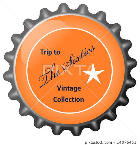 Bottle Cap Icon 14076453