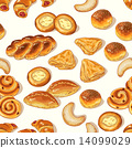Bakery pattern 14099029
