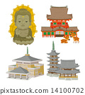 Nara Tourist Attractions 14100702