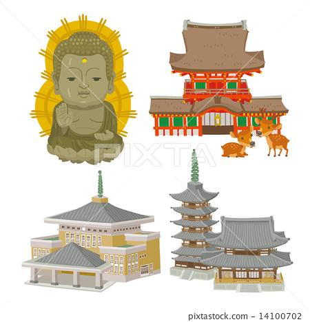 奈良旅遊景點 14100702