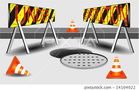 Under construction 14104022