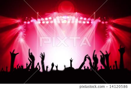 록 라이브 콘서트 14120586