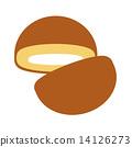 面包 食品 奶油面包 14126273