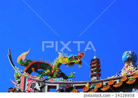 二月中國·中國地域景觀20建築雕塑 14126938