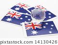 호주 국기 14130426