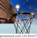 箍 籃球 籃子 14130437
