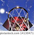 箍 籃球 籃子 14130471