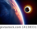 Sun eclipse 14138331