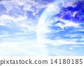 雲端 雲彩 雲 14180185