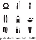 Cosmetics Icons Set 14183680