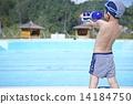 boy, man-child, water 14184750
